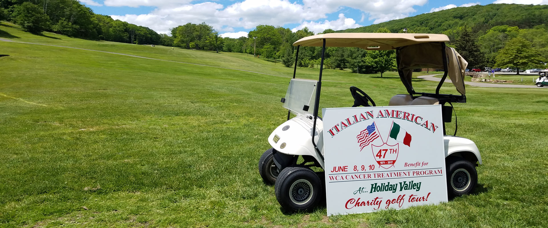 The 48th Annual IA Charity Golf Tournament